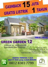 IKLAN GREEN GARDEN 12 Cover
